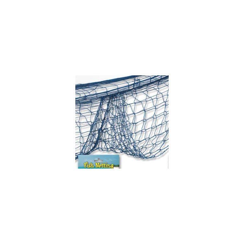 Festa sirenetta rete da pesca blu - Rete da pesca per decorazioni ...