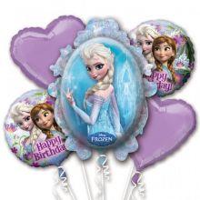Festa Disney Frozen Bouquet Palloncini