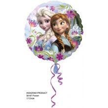 Frozen Palloncino Anna e Elsa Fiori