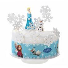 Bordo Torta Disney Frozen