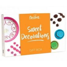 Kit Decora Sweet Decoration - Scatola Regalo