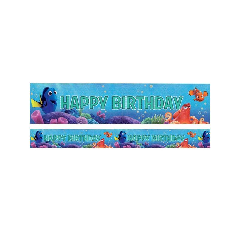 Festone Happy Birthday Dory 2,7 M