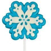 Frozen lecca lecca fiocco di neve