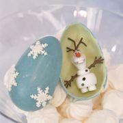 Ovetti di cioccolato Frozen