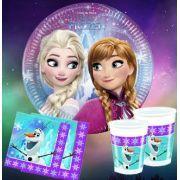 Festa Frozen Luci del Nord