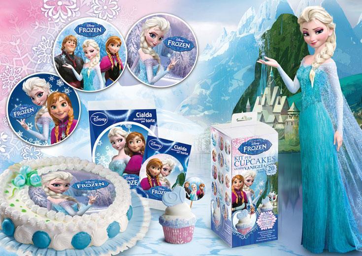 Frozen dolci e torte