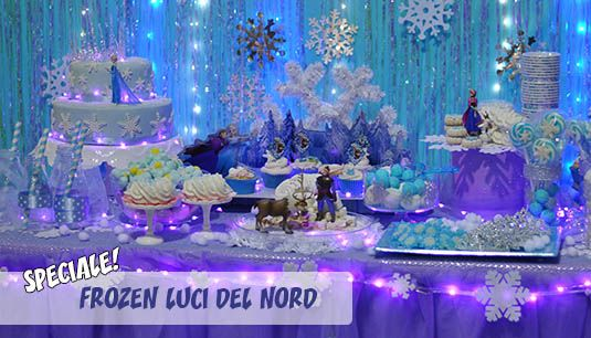 Frozen Luci del Nord
