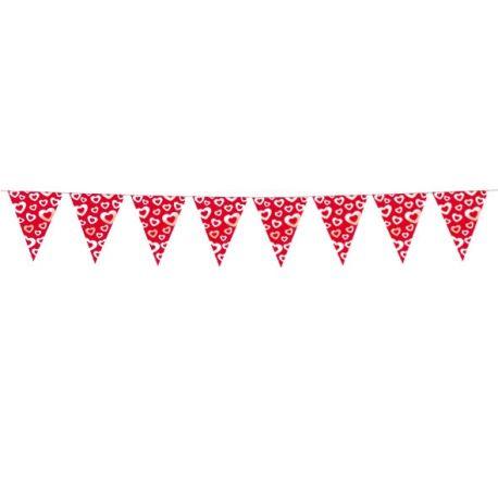 San Valentino Festone Cuori