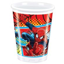 Bicchieri Ultimate Spiderman