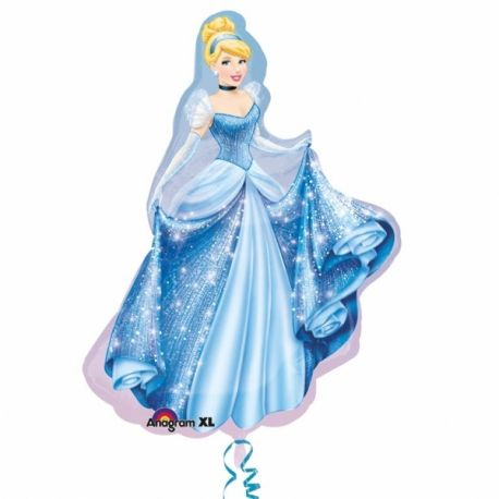 Festa Cenerentola Disney  Palloncino