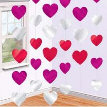 Decorazioni  San Valentino Cuori