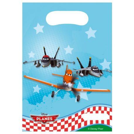 Piatti Disney Planes 23 cm 8 pz