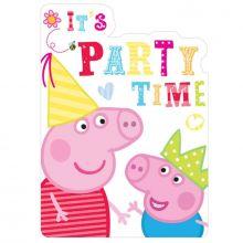 Festa Peppa Pig Inviti