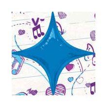 Festa Violetta Palloncino Starpoint Blu