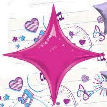Festa Violetta Palloncino Starpoint Fucsia
