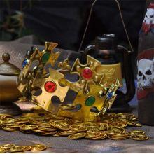 Corona Oro e Gemme