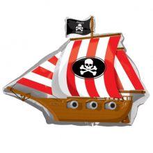 Festa Pirati Palloncino Veliero