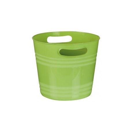 Secchiello Ghiaccio Verde per bibite