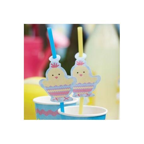 Cannucce Pasqua con Pulcino