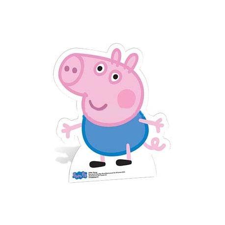 Festa Peppa Pig George   H 60 cm