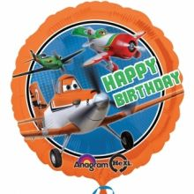 Disney Planes Palloncino Happy Birthday