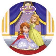 Disco in  Zucchero Principessa Sofia 3