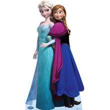 Disney Frozen Anna e Elsa  162 cm