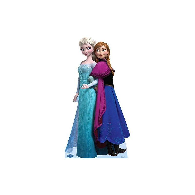 Disney frozen anna e elsa cm