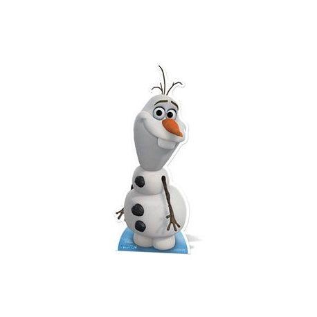 Disney Frozen Anna Cartone Pretagliato 155 cm
