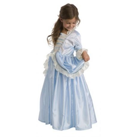 Costume principessa Blue Venezia