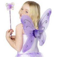 Ali Fata color Violetto e Bacchetta