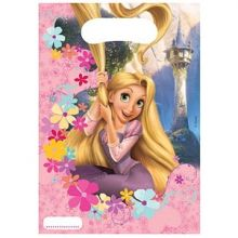 6 Borsine Party Rapunzel