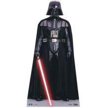 Star Wars Sagoma Darth Vader 195 cm