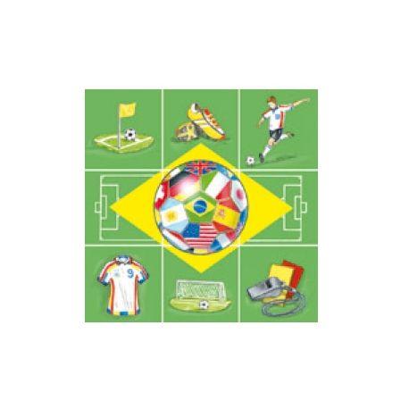 Festa mondiali 20014 Tovaglioli