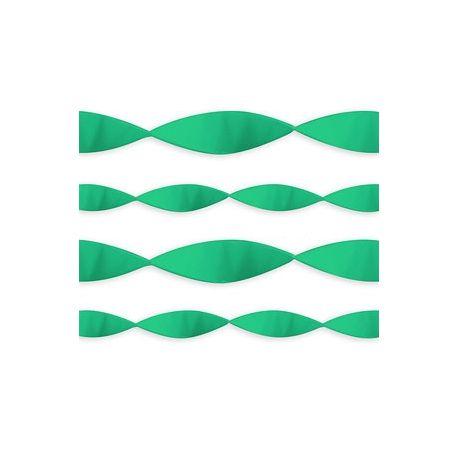 Carta Crespa Verde 26 m