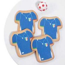 12 Vesti biscotti maglia Italia Mondiali