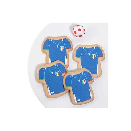 Vesti biscotti maglia nazionale