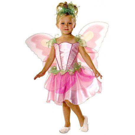 Bambini elfi Costume di fata 4-9 anni FATA BACCHETTA ala Tulle Gonna Dimensione 98-146
