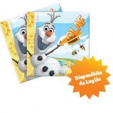 Festa Disney Frozen Estate Tovaglioli  Olaf