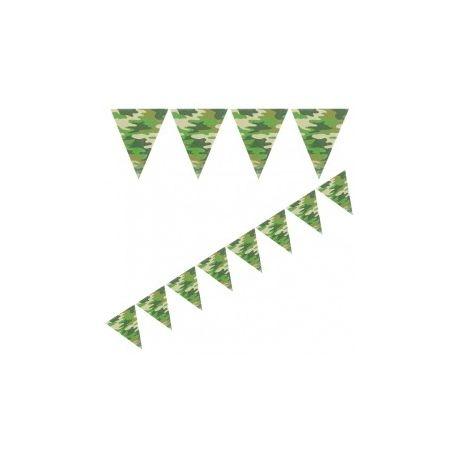 Camouflage Party Festone