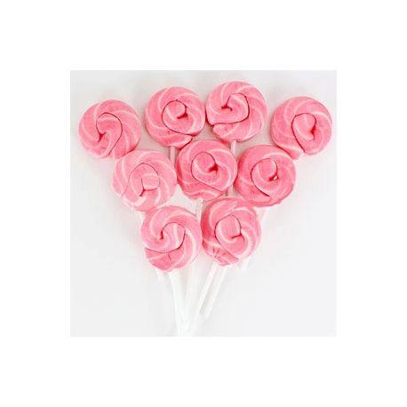 Lollipop Rosa e bianchi
