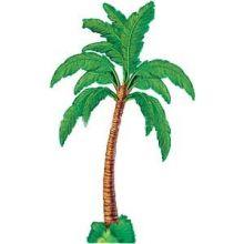 Palma Decorativa  in cartone H 1.80