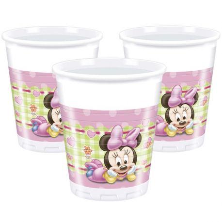 Baby Topolino Bicchieri di plastica