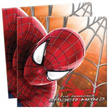 Tovaglioli Amazing Spiderman 2