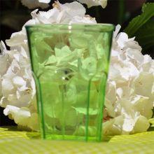 Bicchiere Bibita Verde Policarbonato