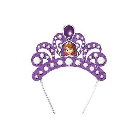 6 Coroncine Party principessa Sofia
