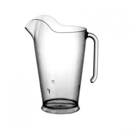 Brocca per Acqua in plastica Trasparente