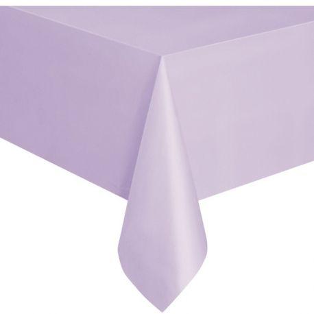 Tovaglia in plastica color violetto