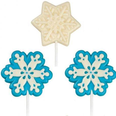 Stampo fiocchi di neve 3 design
