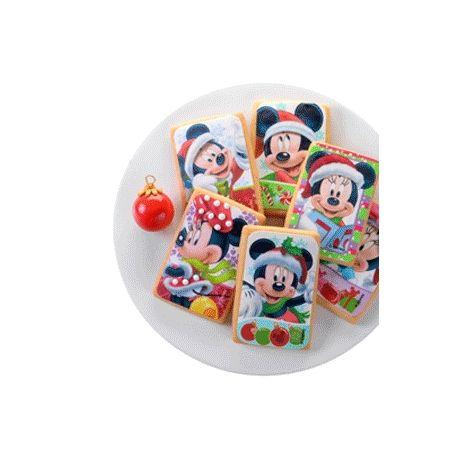 Decorazione biscotti topolino natale wimipops for Decorare la stanza di minnie e topolino